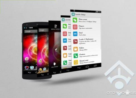 Blinq Launcher disponible en el Play Store de manera gratuita