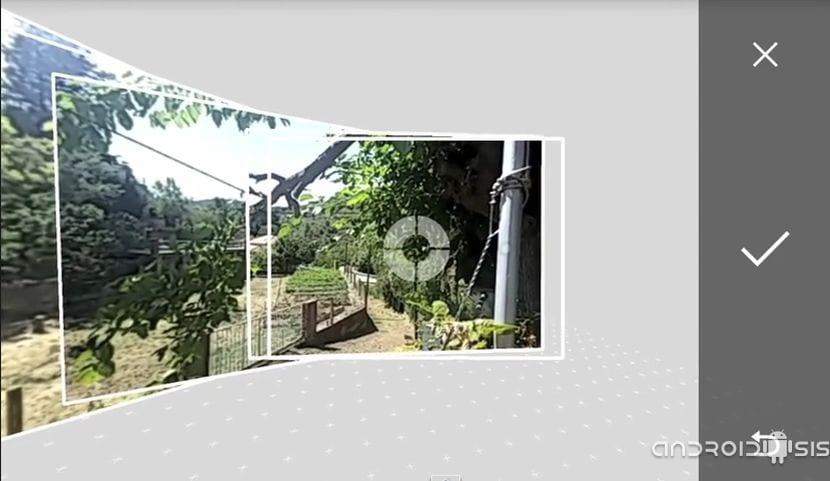 Cámara de Google: Cómo hacer fotos panorámicas