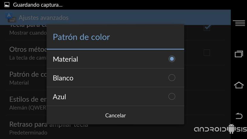 Descarga e instala el nuevo teclado de Android L [ROOT]