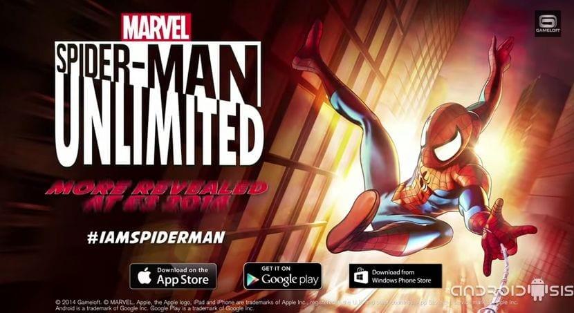 ¡Exclusiva! Trailer del nuevo juego de SpiderMan en versión Runner