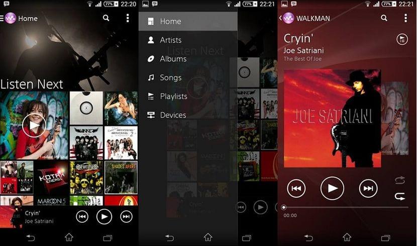 Instala la aplicación Walkman del Xperia Z2 en cualquier Rom Deodexed