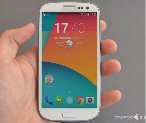 ¡Pasa de Samsung! y actualiza el Galaxy S3 mini a Android 4.4.3
