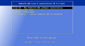 Android-x86 PC