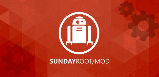 SUNDAY ROOT/MOD