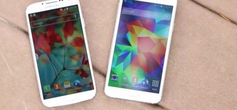 Samsung Galaxy S5 VS Samsung Galaxy S4 (Prueba de resistencia)