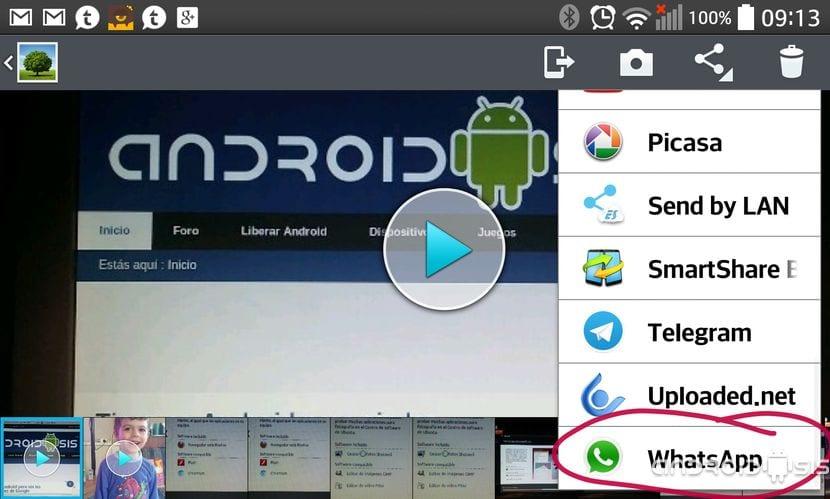 Trucos Android: Hoy como disminuir el tamaño de los vídeos
