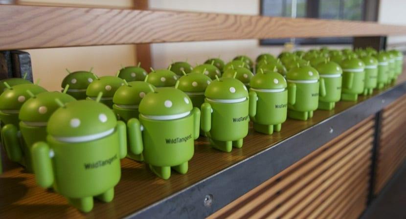 Android con un 85% de cuota de mercado global