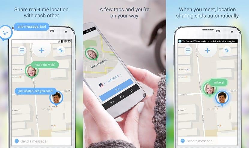 Jink para Android e iOS