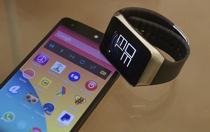 Opciones de desarrollo en Android Wear