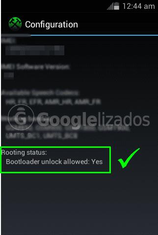 Cómo desbloquear Bootloader de tu Android con S1Tool