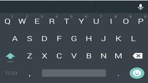 [APK] Descargar el teclado Android L retirado del Play Store No Root