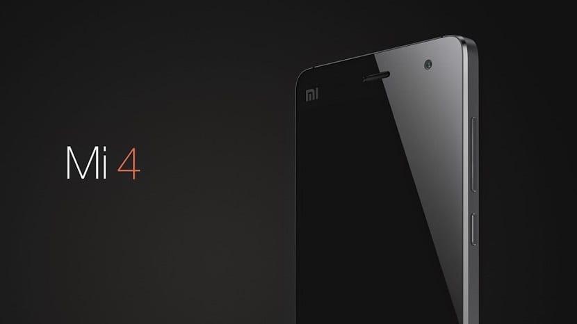 Disponible el Xiaomi Mi4 en China