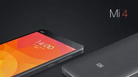 Xiaomi Mi4 lanzado en China