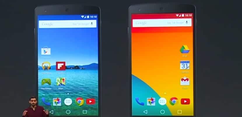 Ten el aspecto de Android L gracias a Xposed