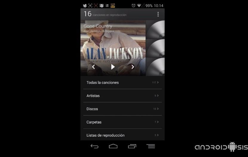 Descargar MIUI Music Player APK