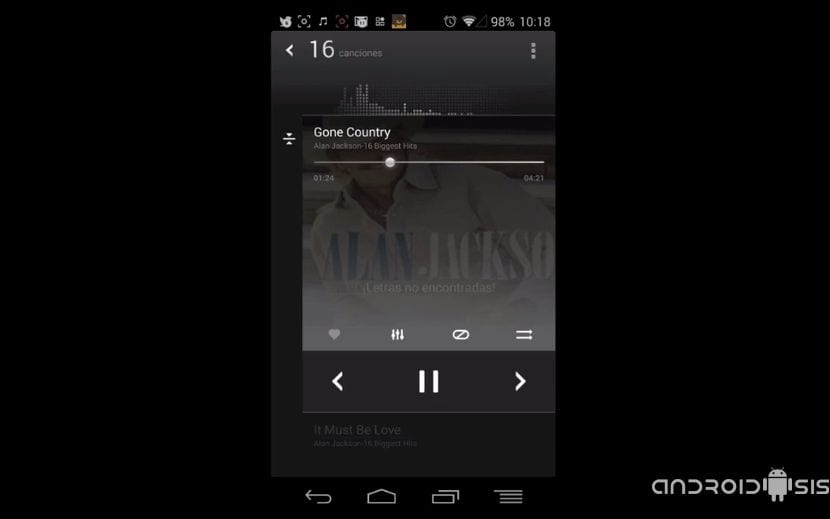 Descargar MIUI Music Player APK