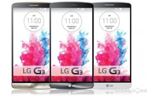 Cómo conseguir Root en el LG G3 todas las versiones