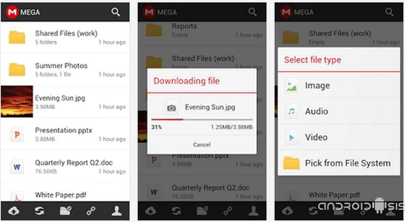 Cómo descargar archivos alojados en MEGA y no morir en el intento