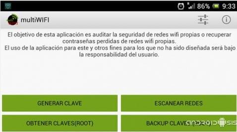 Cómo gestionar todas tus conexiones Wifi con multiWifi para Android