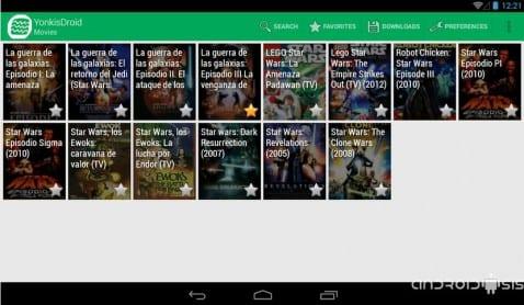 Cómo ver las mejores películas online o descargarlas a nuestro Android
