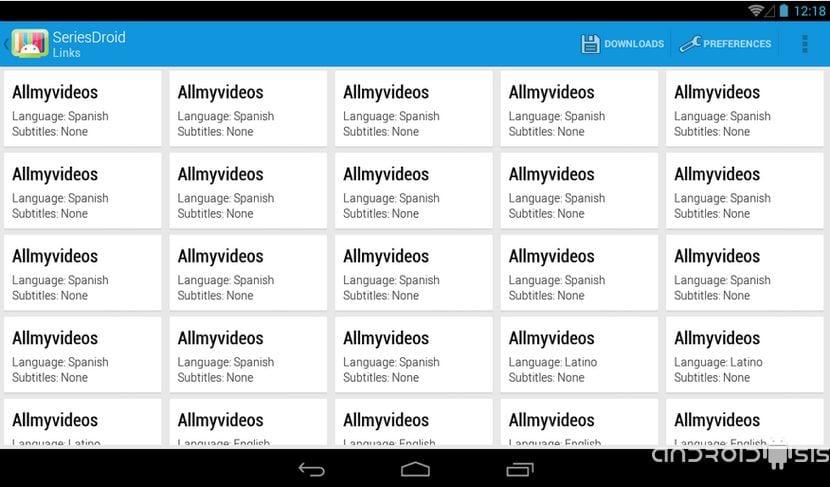 Cómo ver las mejores series online en tu Android y no morir en el intento