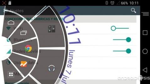 Descarga Pie Control una barra de navegación increíble para tu #Android