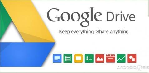 Google Drive se actualiza con todas sus herramientas de productividad y así es como luce ahora