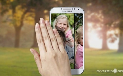 Instalar Air Gestures de Samsung en cualquier Android