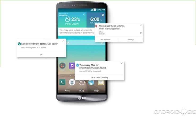 [APK] Instala la aplicación exclusiva LG Health del LG G3 en tu LG