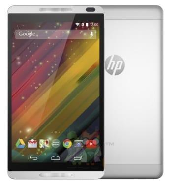 nuevas tablets de HP