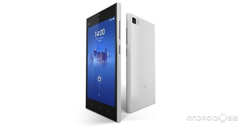 ¡OFERTA! Xiaomi Mi3 en Amazon España por 244,91 Euros