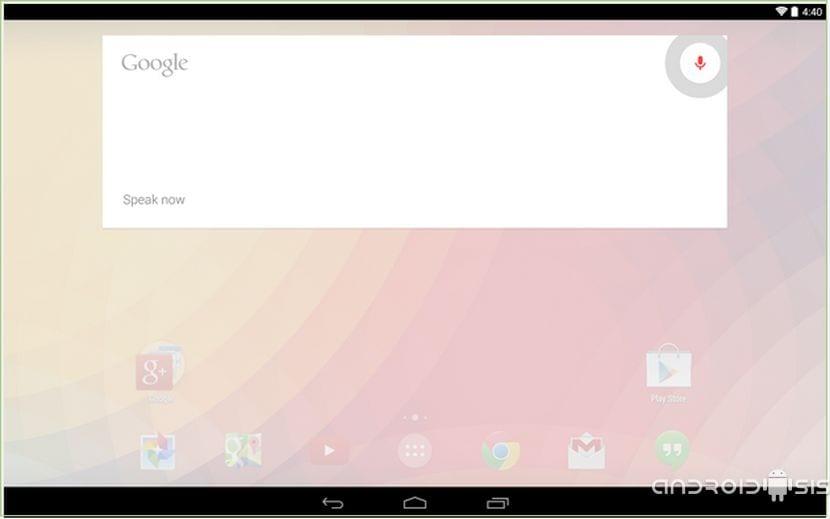 OK Google en Español activado de manera oficial para Google Now Launcher