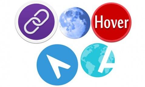 Exploradores web para Android