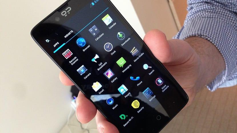 Blackphone con ROOT
