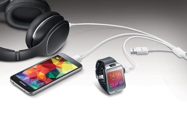 Cable de carga Samsung