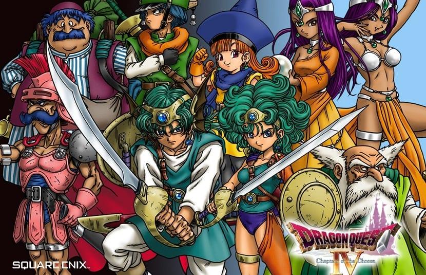 Dragon Quest IV en Android