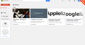 Google Stars, versión interna
