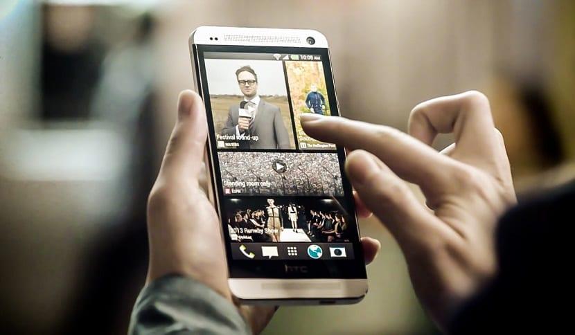 Apps de HTC en la Play Store