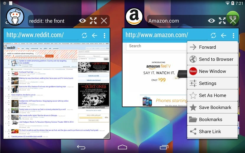 Ventanas flotantes con Hover Browser