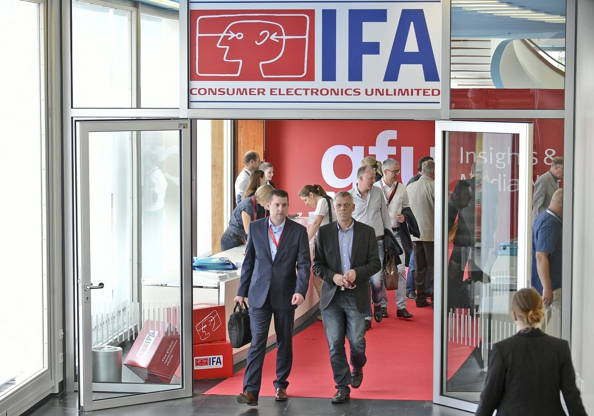 Logo IFA 2014
