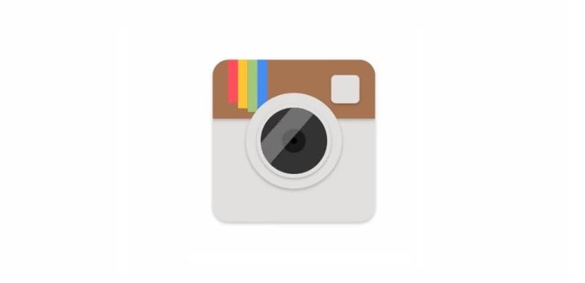 Material Design en Instagram