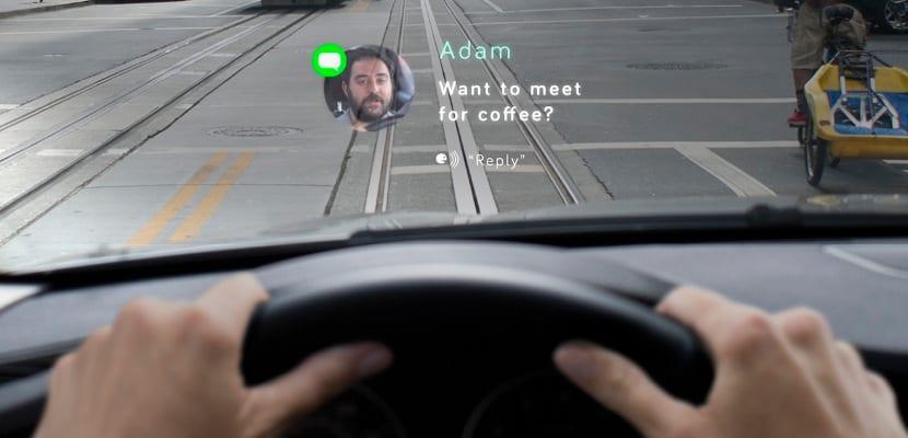 Navdy HUD, el competidor de Android Auto