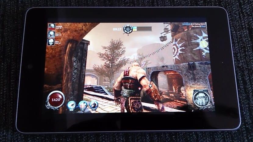Nosgoth en Android
