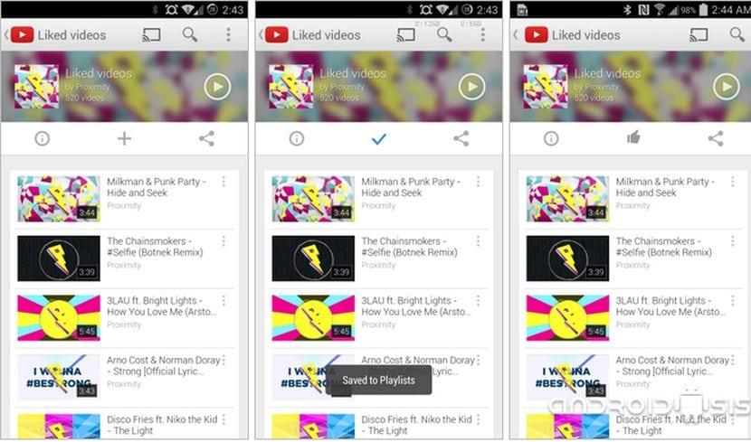 [APK] Descargar la última actualización de You Tube 5.9.0.10