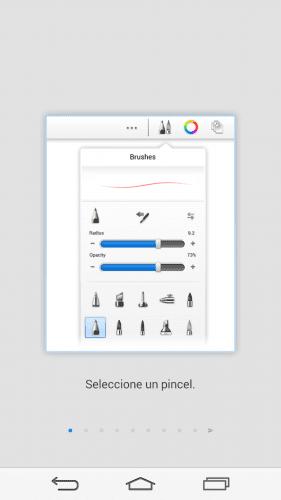 SketchBook, descarga la aplicación de notas del Samsung Galaxy Note 3 ahora para otros terminales Android