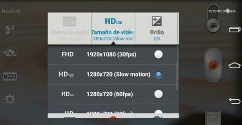 [APK] Descarga e instala la cámara del LG G2 con la función Slow Motion habilitada