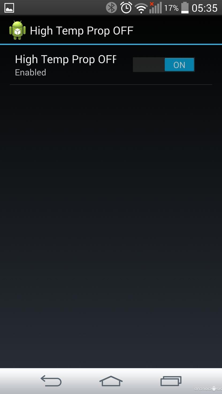 Cómo mejorar el rendimiento del LG G3 sin necesidad de Root