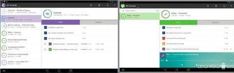 Las tres mejores aplicaciones para descargar archivos Torrent desde Android