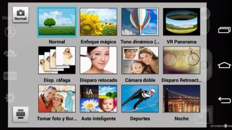Descargar la cámara del LG G2 para instalar en Roms AOSP