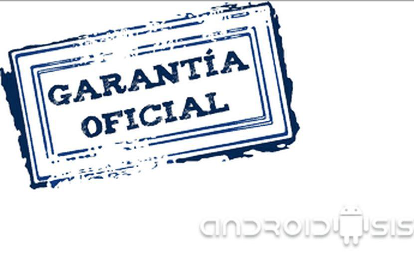 garantia android